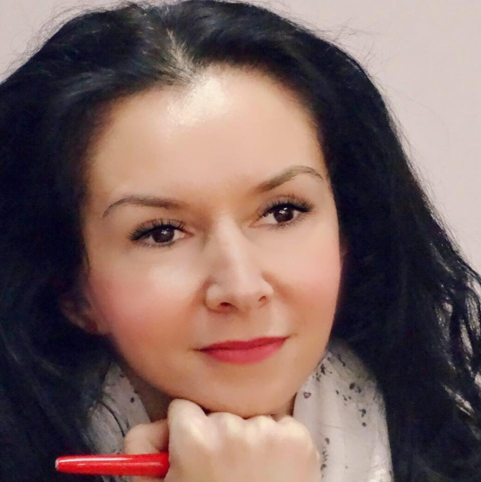 Alina Oana Zamoșteanu